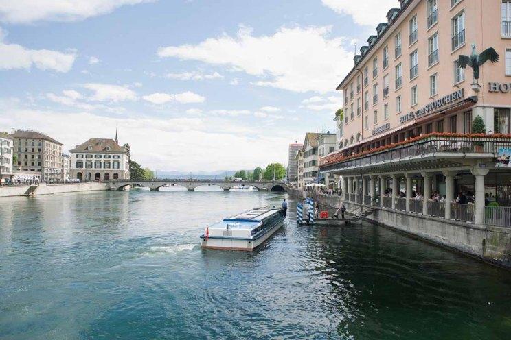 Hotelbar Storchen Zürich