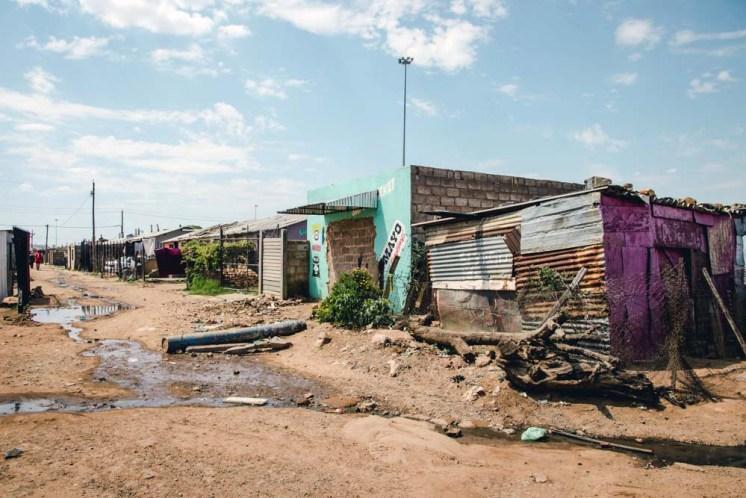 Township Tourismus Südafrika