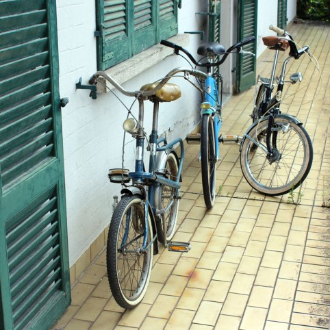 Juna Project Three Bicycles