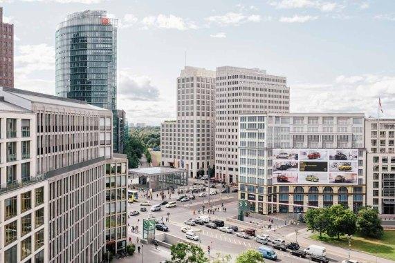 Berlin Architektur Fotografie by Alexander Rentsch