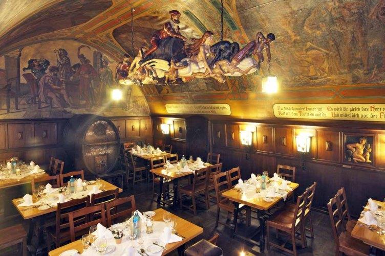 Ein Klassiker in Leipzig der Auerbachs Keller