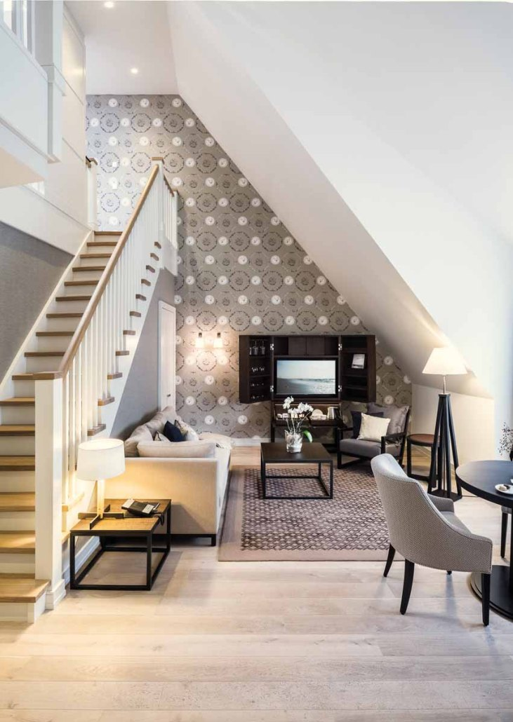 Hotel Severins Keitum Sylt - Maisonette Junior Suite