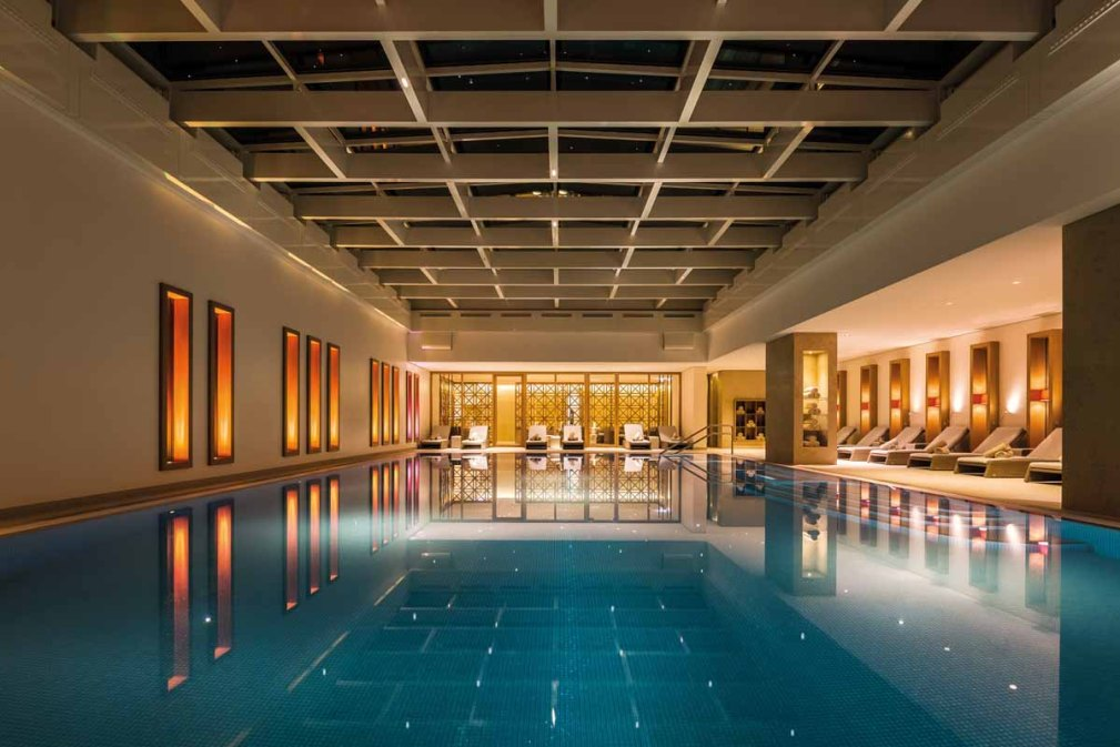 Hotel Severins Keitum Sylt - SPA Pool Wellness