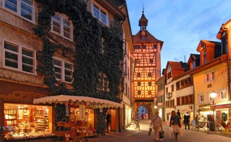 Konstanz Old Town
