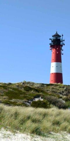 Sylt Aktivitäten Sehenswürdigkeiten - Leuchtturm