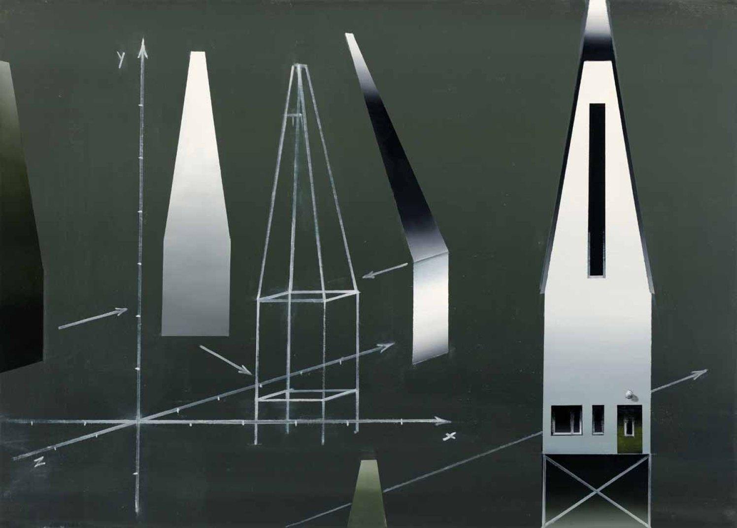 Titus Schade: Die Tafel - Das Tafelbild 2012