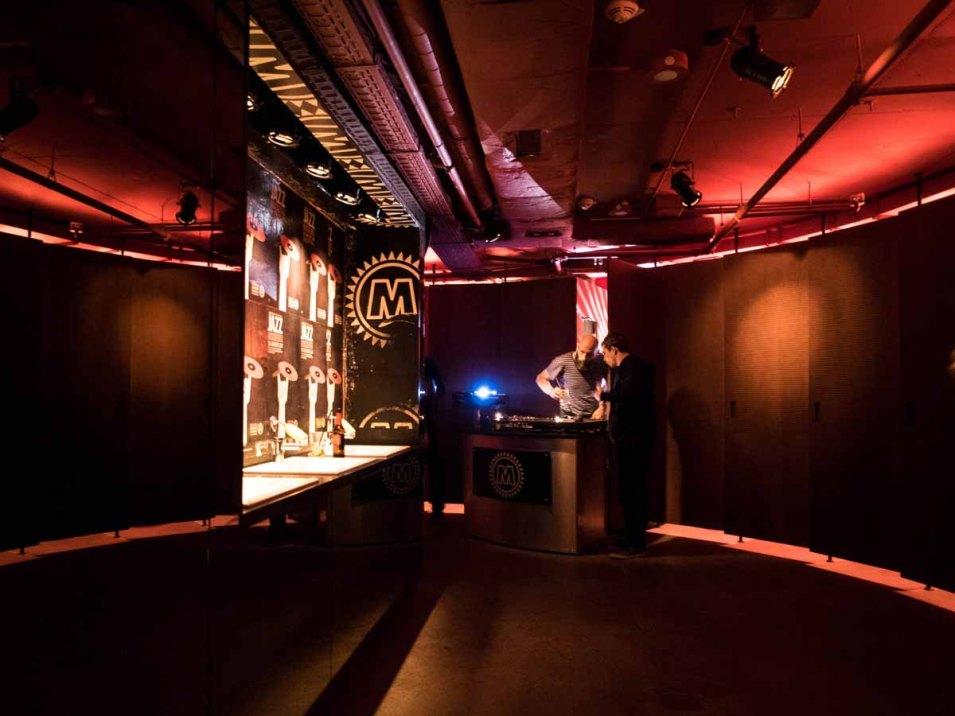WC DJ's im Mojo Club