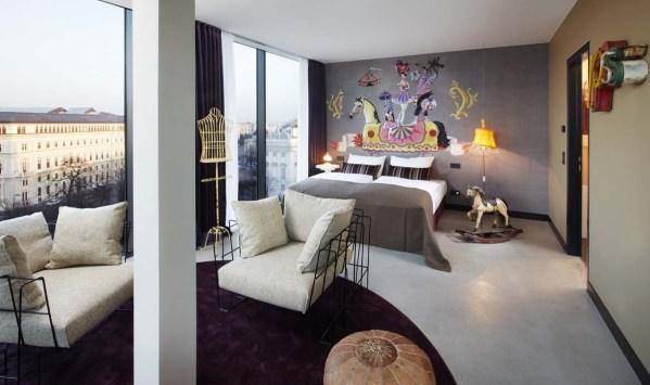 25hours Hotel Wien-7
