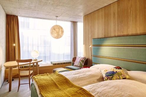 Das Hotel Nomad - ein Ort für moderne Nomaden (Photo: Mark Niedermann)