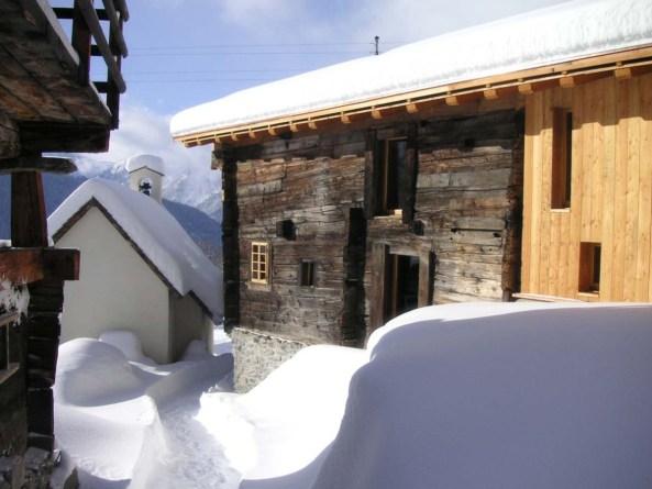 Charmante Unterkünfte Schweiz: Magnificasa Huberhaus