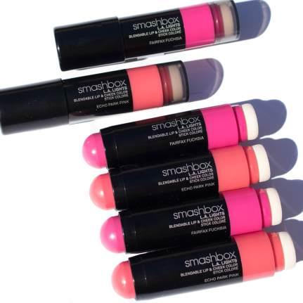 L.A. Lights Blendable Lip & Cheek Colour von Smashbox