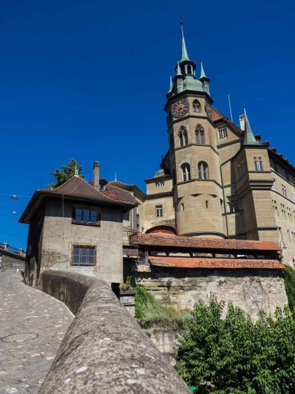 Rathaus von Fribourg