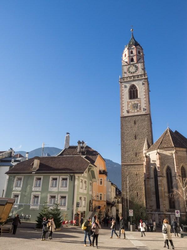 Meraner Altstadt