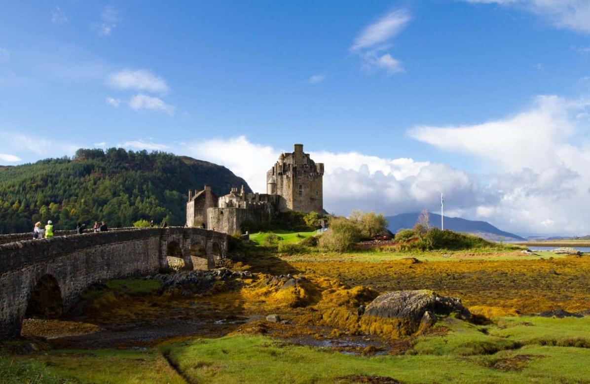 ausflug-eilean-donan-castle