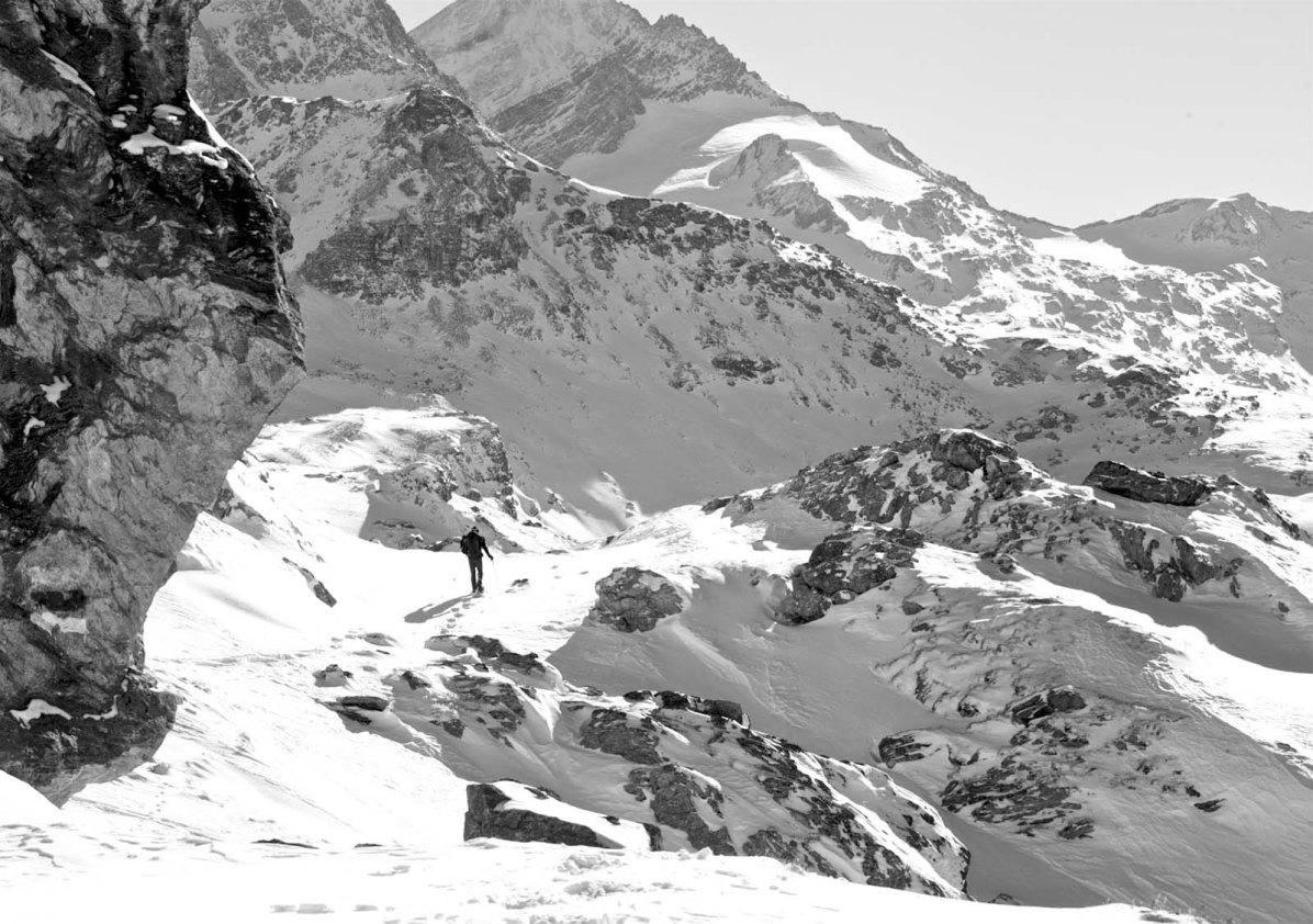 Outdoor Butler Schneeschuhwanderung Engadin 05