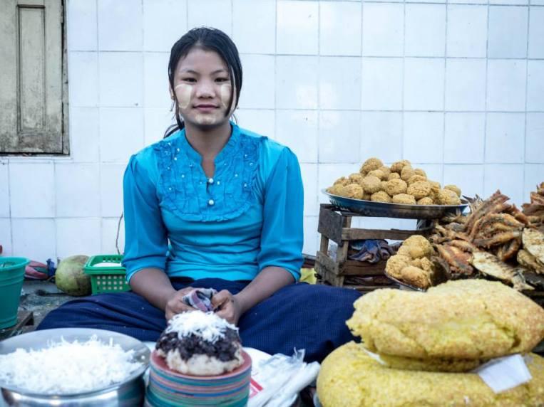 Myanmar Ernaehrung