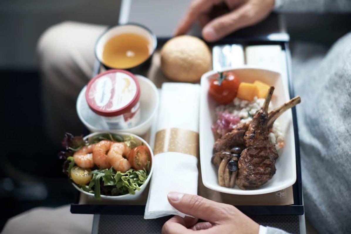 Premium Economy Cathay Pacific12