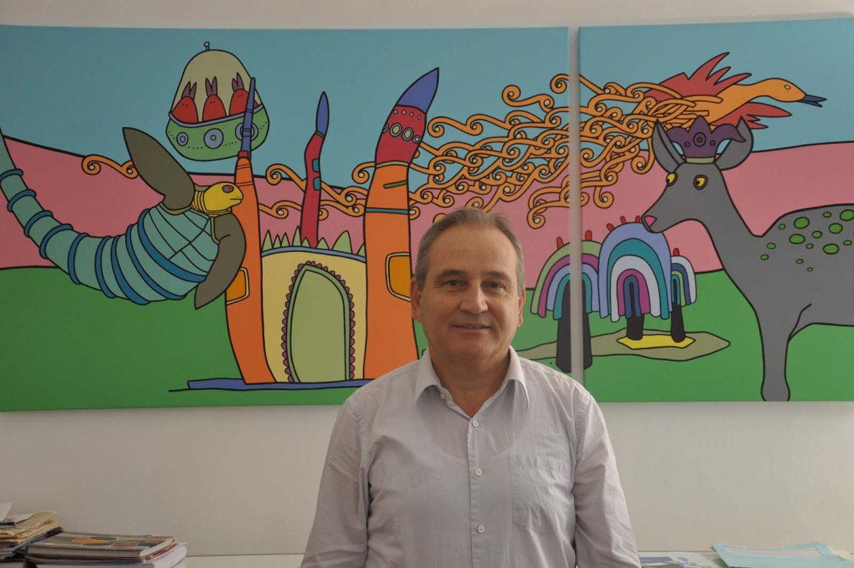 Der Schweizer Botschafter: Heinz Walker-Nederkoorn
