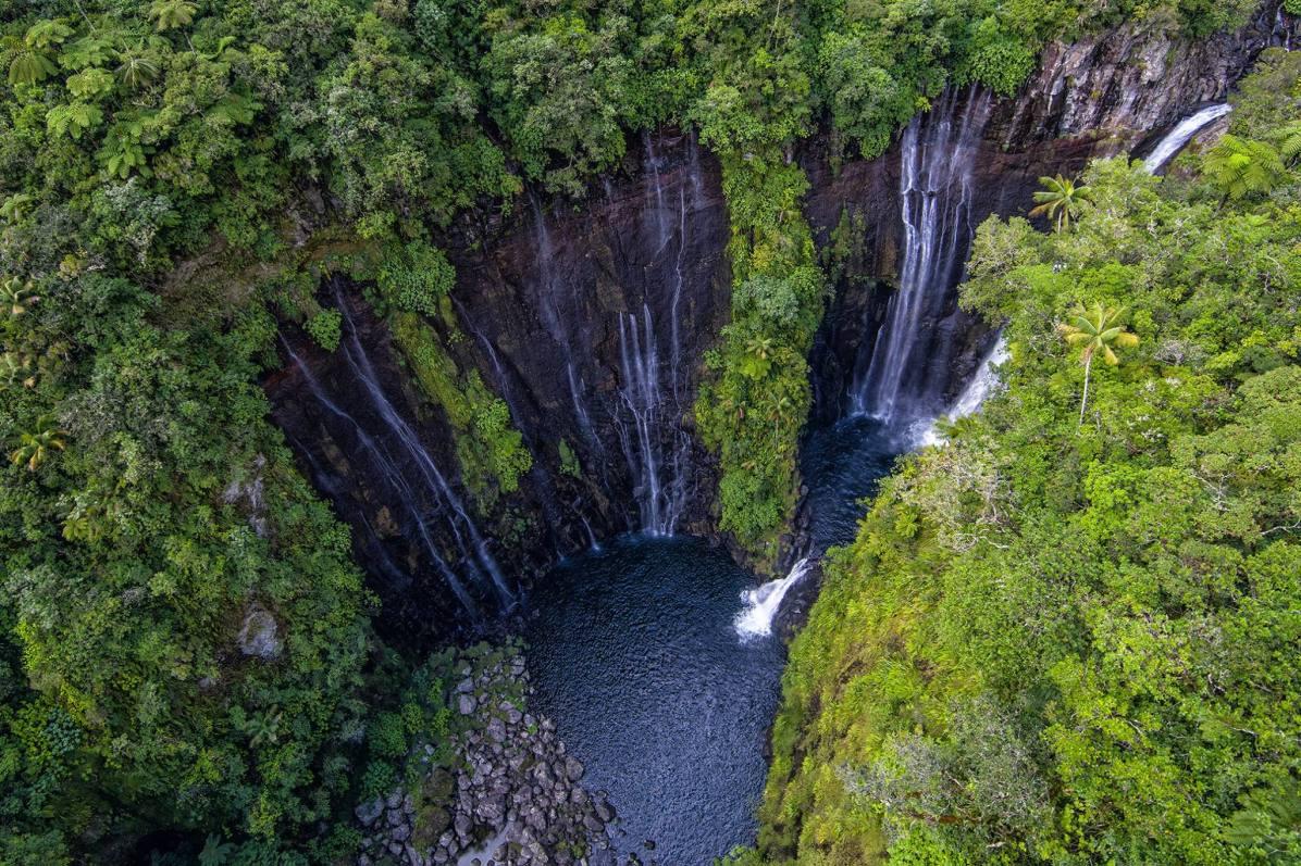 Wasserfaelle La Reunion