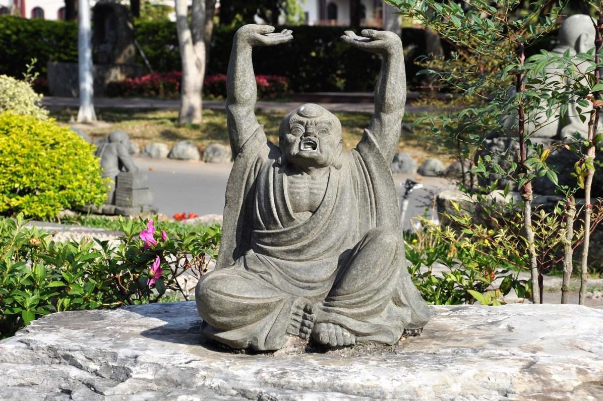 Kloster Ferien Taiwan 12
