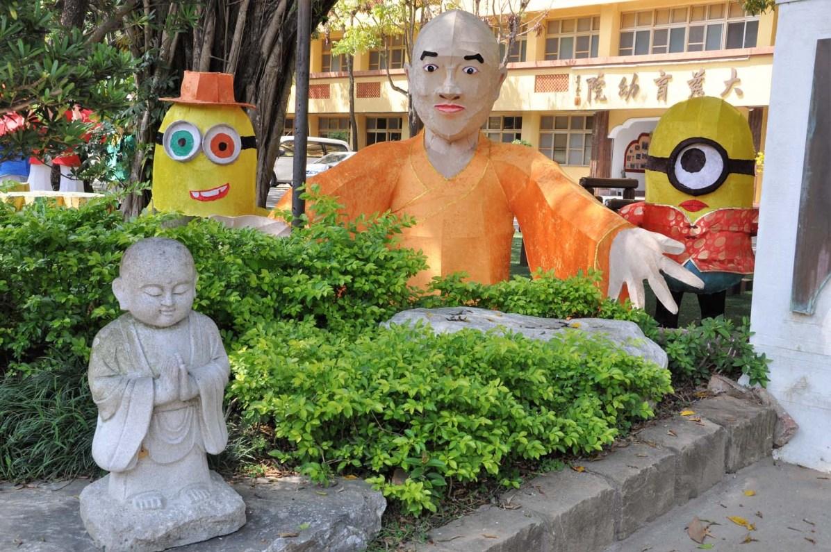 Kloster Ferien Taiwan 14