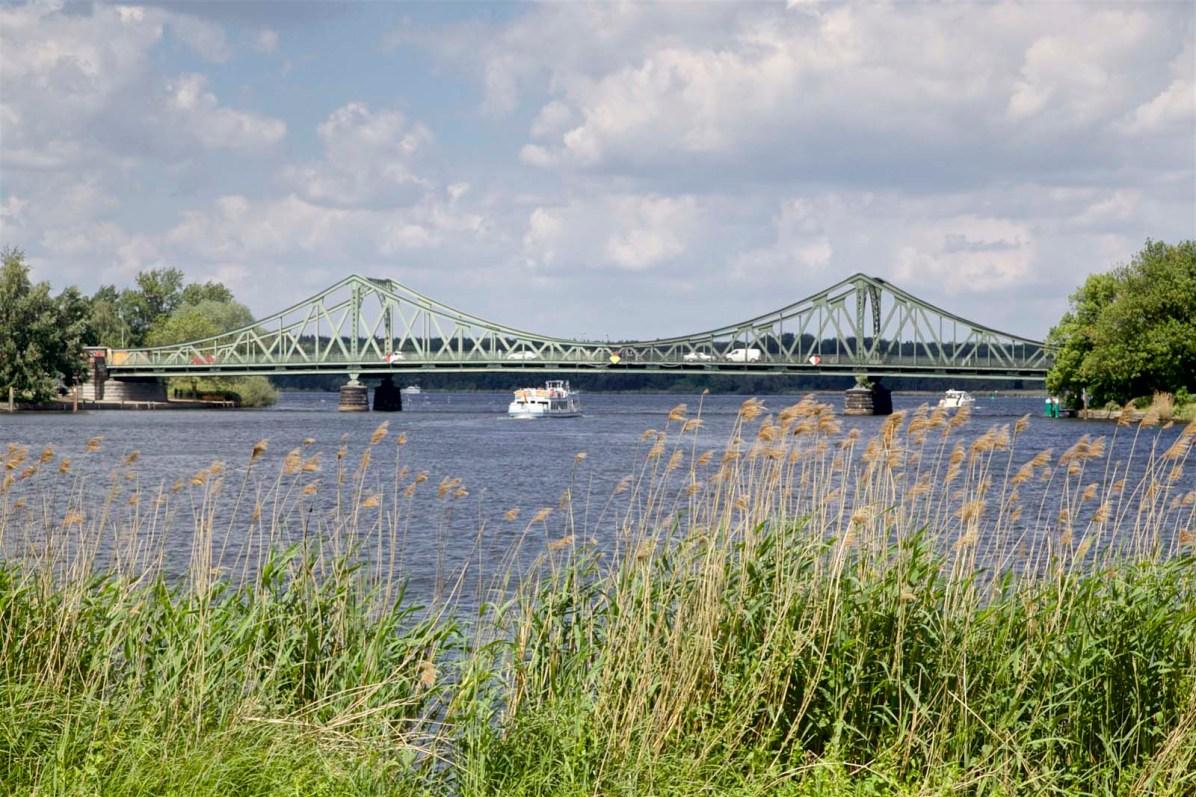 Die Glienicker Brücke teilte einst Ost- und West