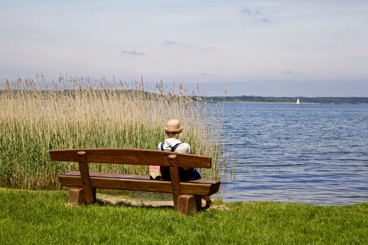 Mecklenburg Vorpommern Seenplatte Ferien 08