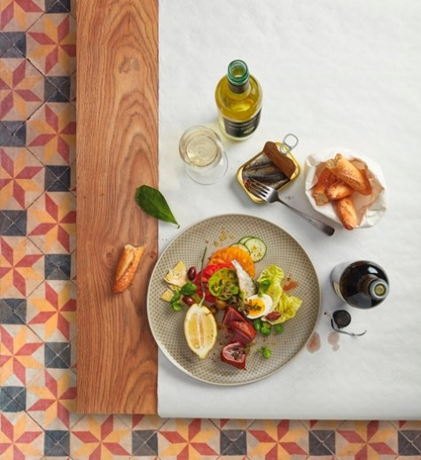 Vorspeise in der Bistronomie_ photo by Mövenpick Hotels & Resort