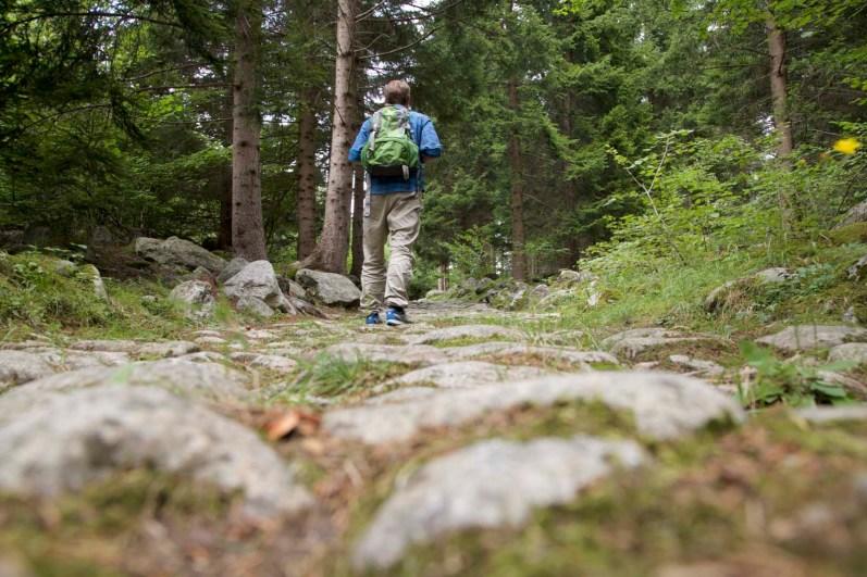 Fernwanderung Schweiz Via Bregaglia 06