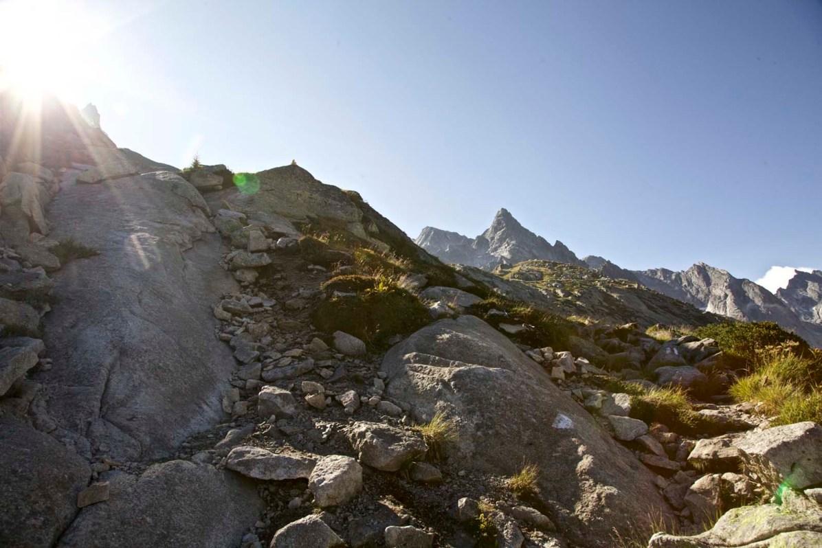 Fernwanderung Schweiz Via Bregaglia 11