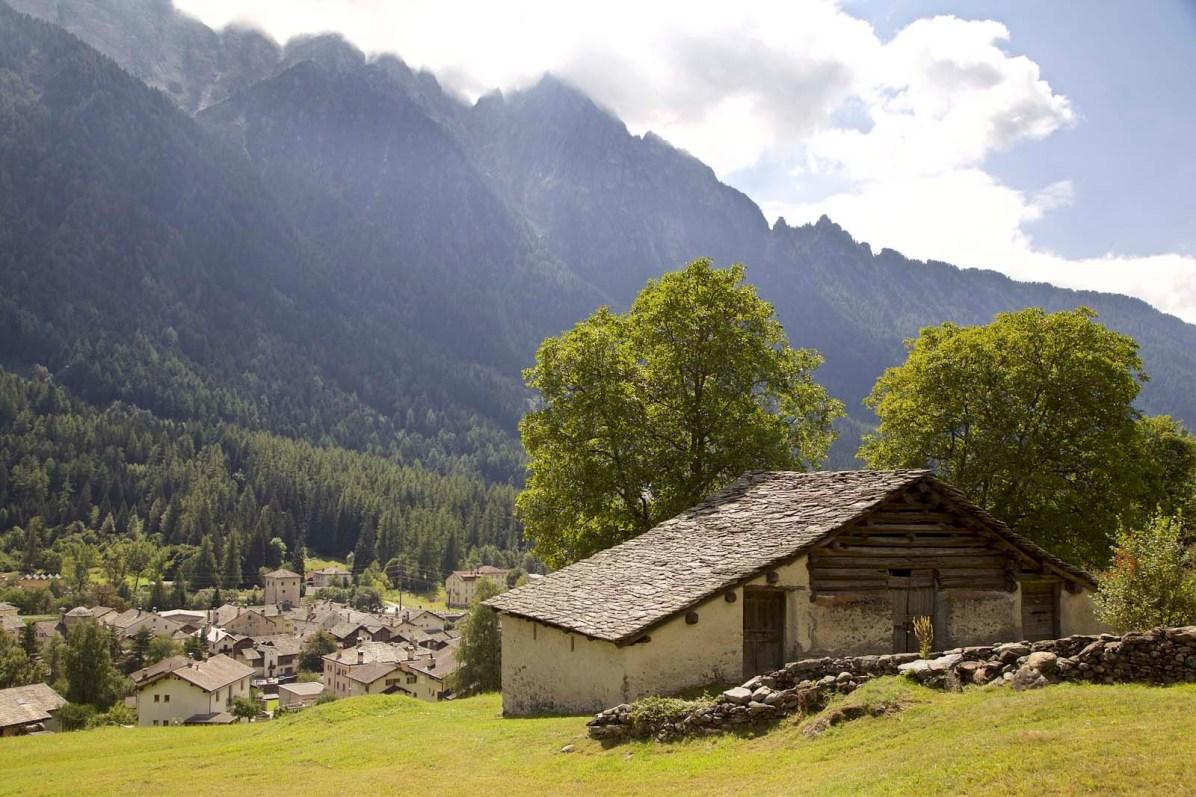Fernwanderung Schweiz Via Bregaglia 20