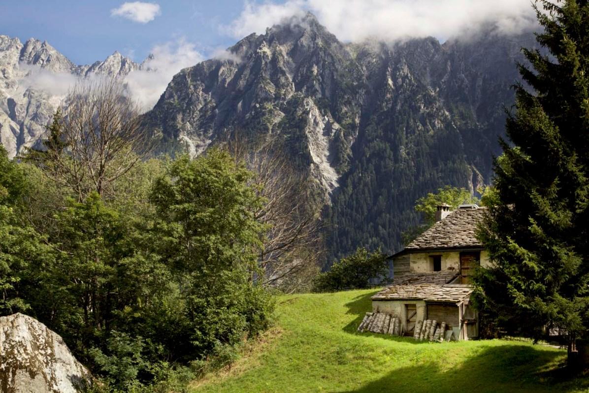 Fernwanderung Schweiz Via Bregaglia 23