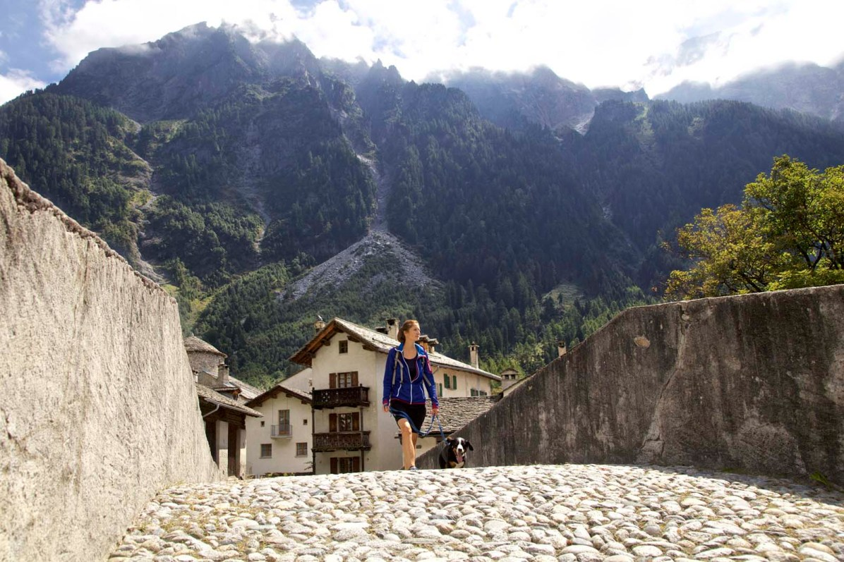 Fernwanderung Schweiz Via Bregaglia 28