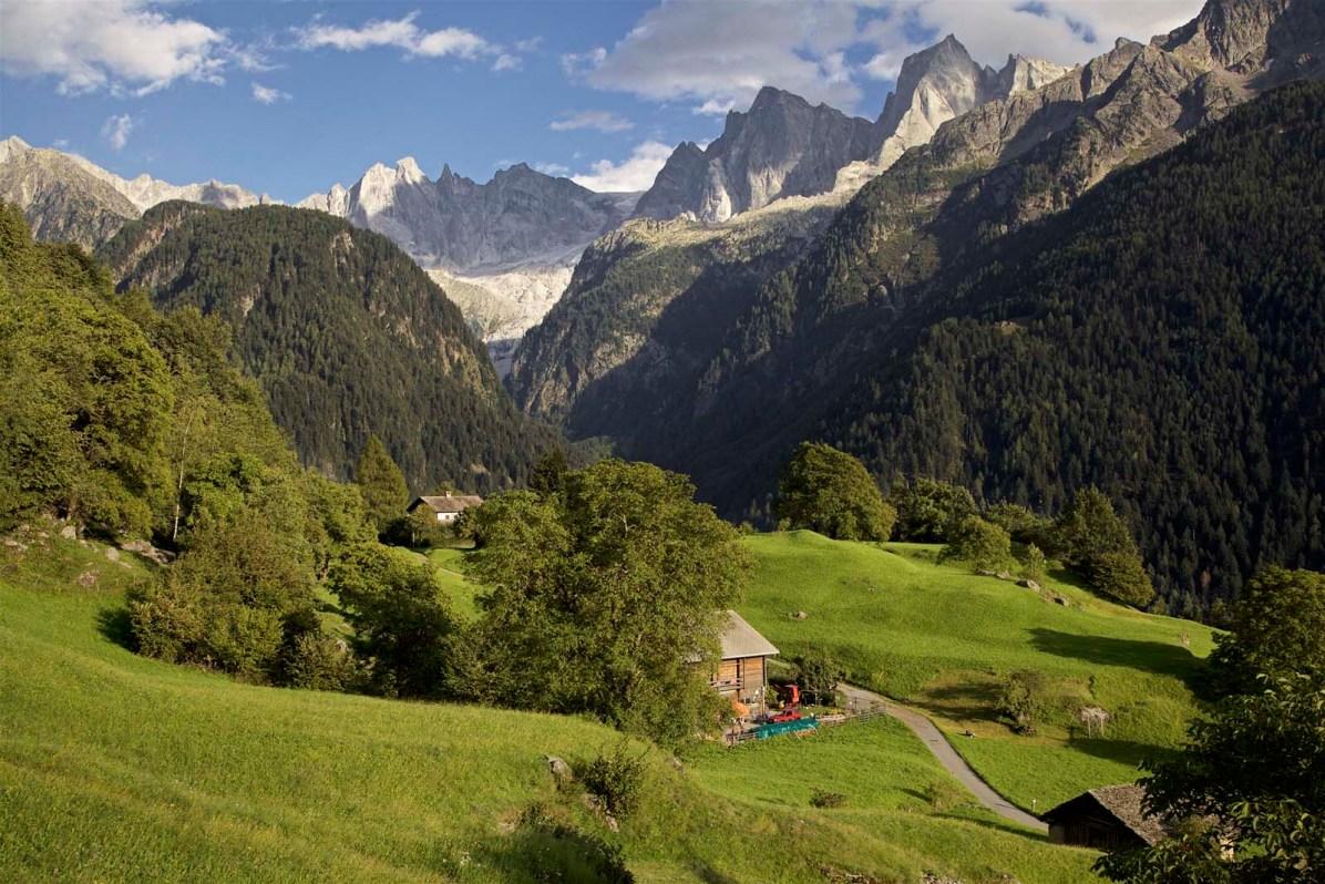 Fernwanderung Schweiz Via Bregaglia 33