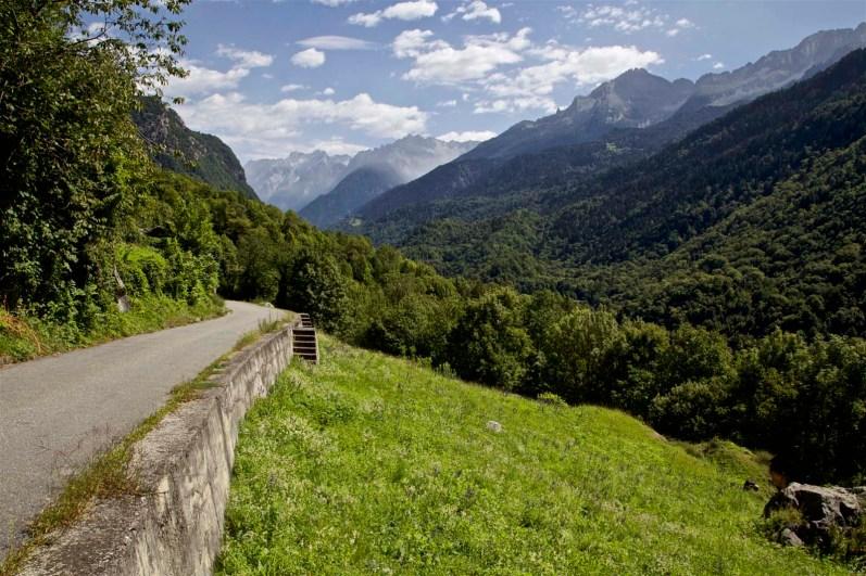 Fernwanderung Schweiz Via Bregaglia 52