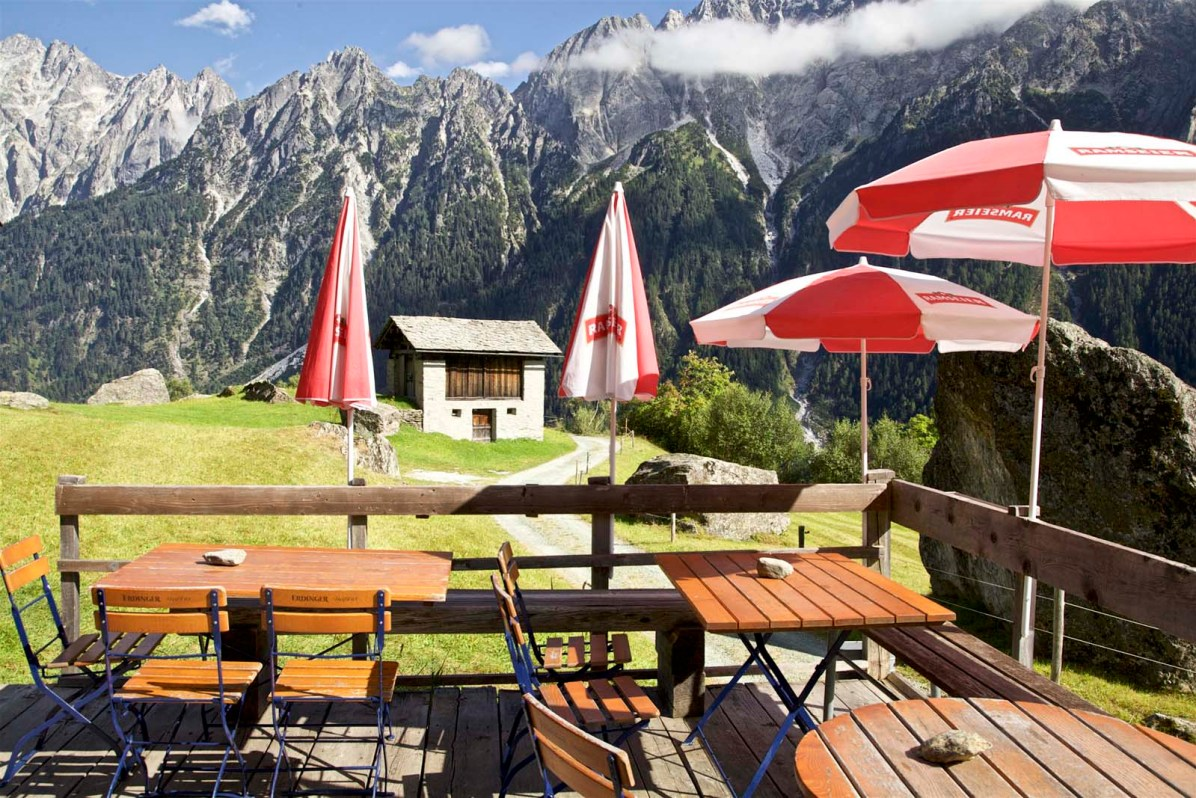 Fernwanderung Schweiz Via Bregaglia 85