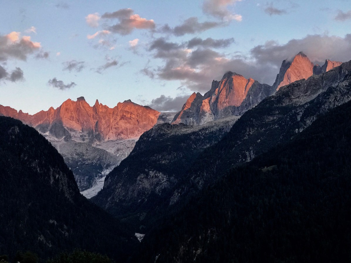 Fernwanderung Schweiz Via Bregaglia 90