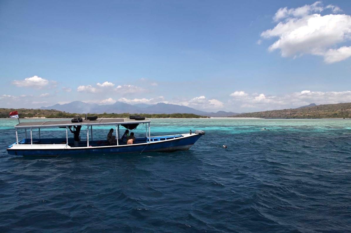 Unterwegs zu Balis schönsten Tauchspots