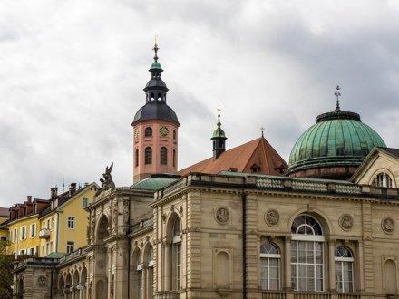 Spaziergang durch das historische Baden-Baden
