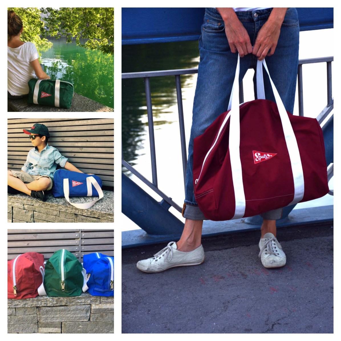 Spatz Reiseliebling Taschen 01