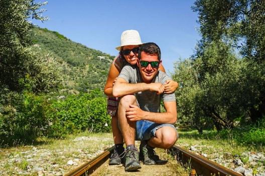 Steffi und Lui bloggen von unterwegs