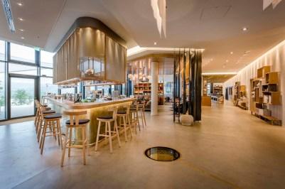 Die Bar Nox ist Teil der Lobby © Günter Standl