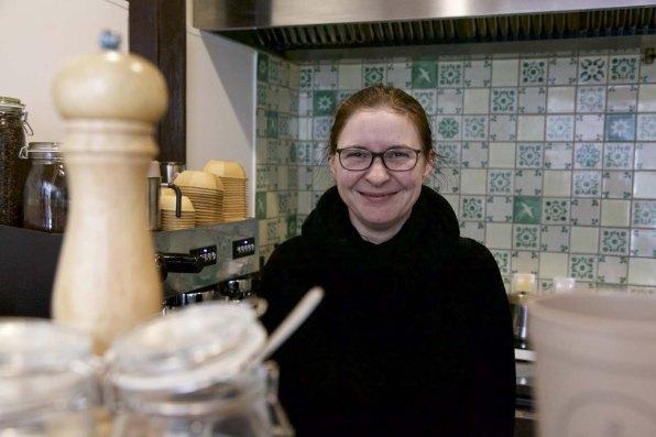 Ulrike Nonn vom Bistro Restlos