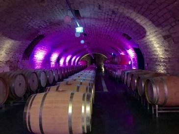 Der Weinkeller vom Weingut am Nil