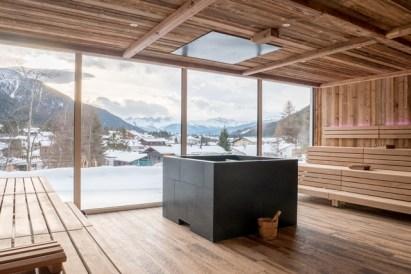 Geführte Saunagänge in der Panorama Sauna