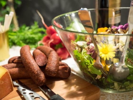 Food Zürich zum Thema Schweiz