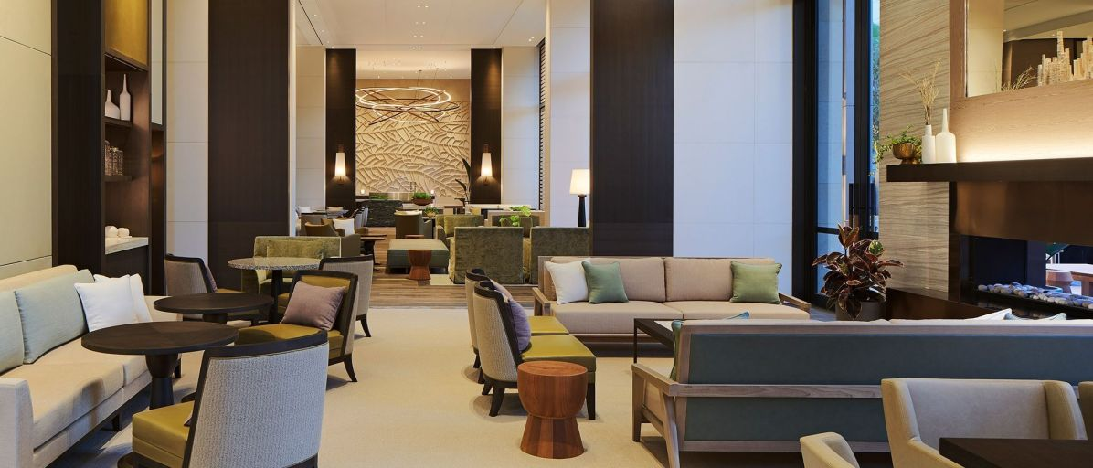 Lobby Lounge Westin Perth