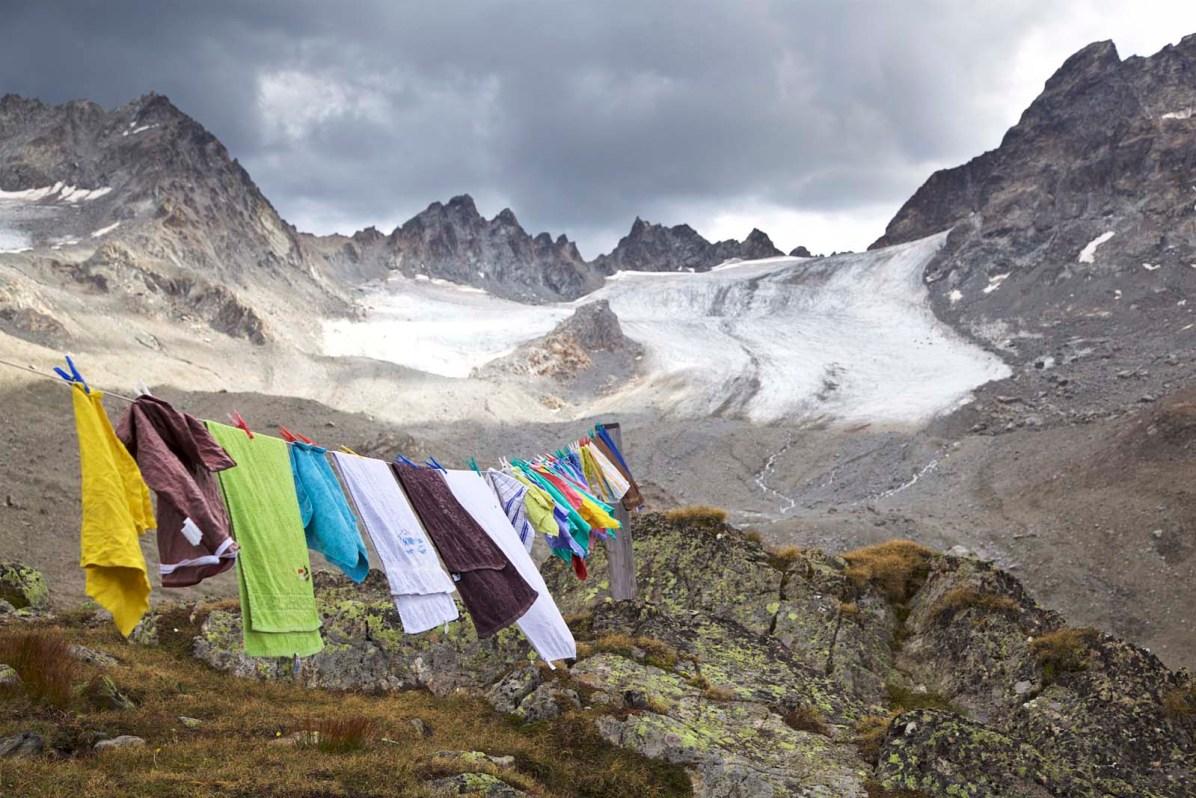 Himalaya Feeling in den Alpen