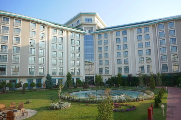 Phrygien_20 Luxuriöses Hotel