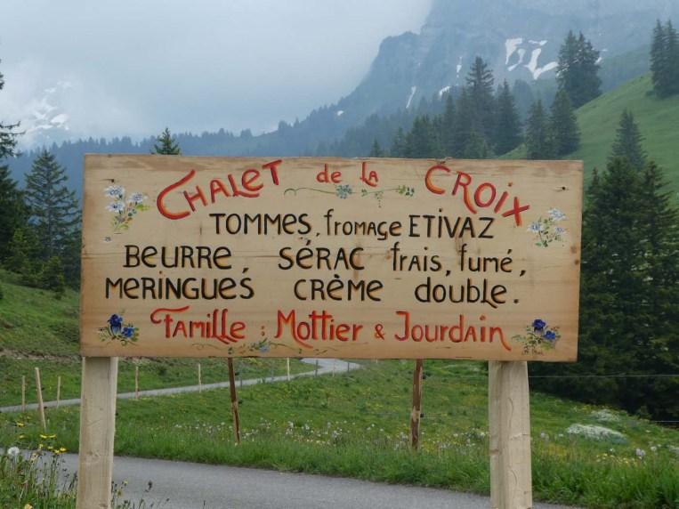 Villars_20 Tafel für die Alp